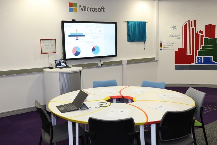 Microsoft Liverpool College