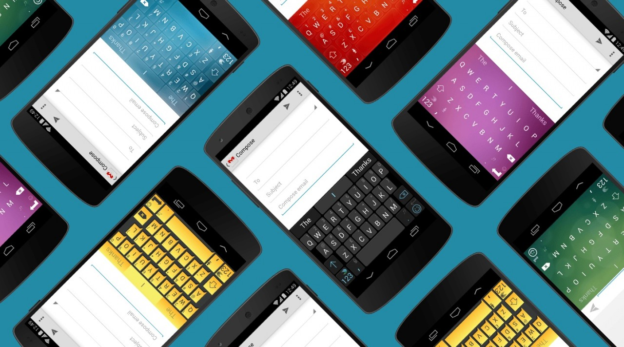 SwiftKey's beautiful keyboard themes are now free on Android and iOS