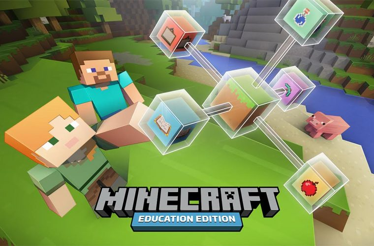 Minecraft now has free educational content for those who need it during the COVID-19 pandemic 2