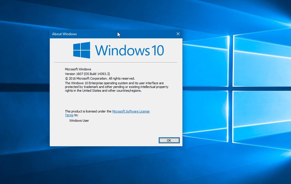 Windows 10 trademark | ALT Codes - 2019-02-09