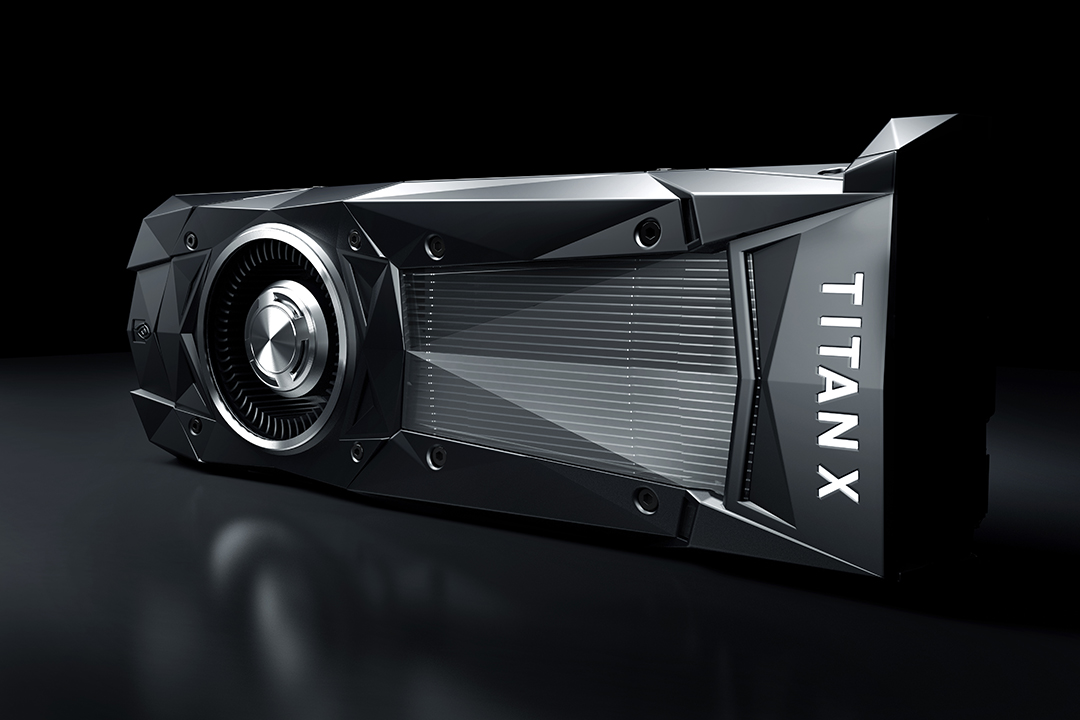 Nvidia unveils the new 12GB Titan X, costs a whopping $1200