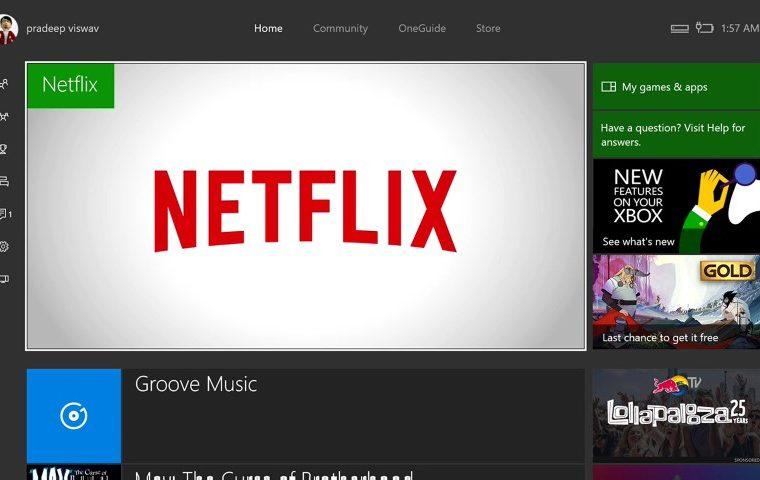 Netflix now supports streaming with Dolby Atmos Audio on Xbox One and Xbox One S 1