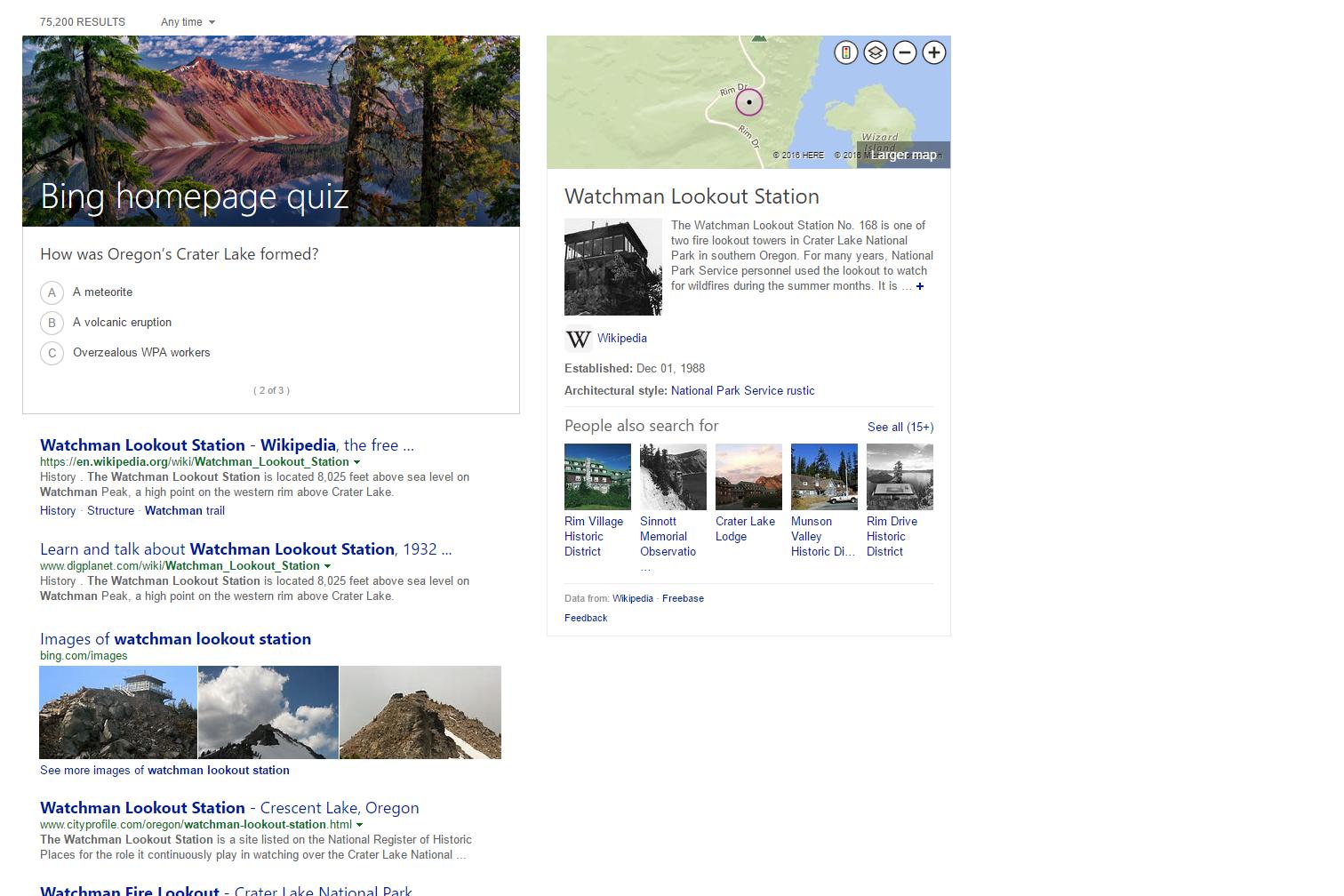 How to use Bing homepage daily quiz - MSPoweruser