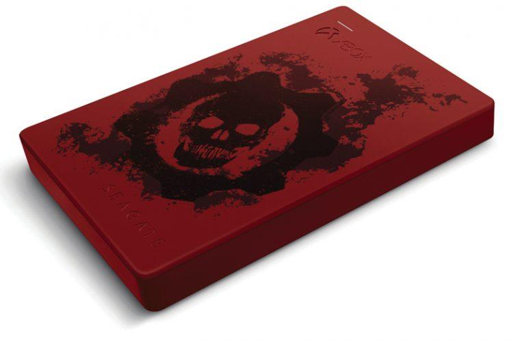 Seagate announces 2TB External Hard Drive - Gears of War 4 Edition 1