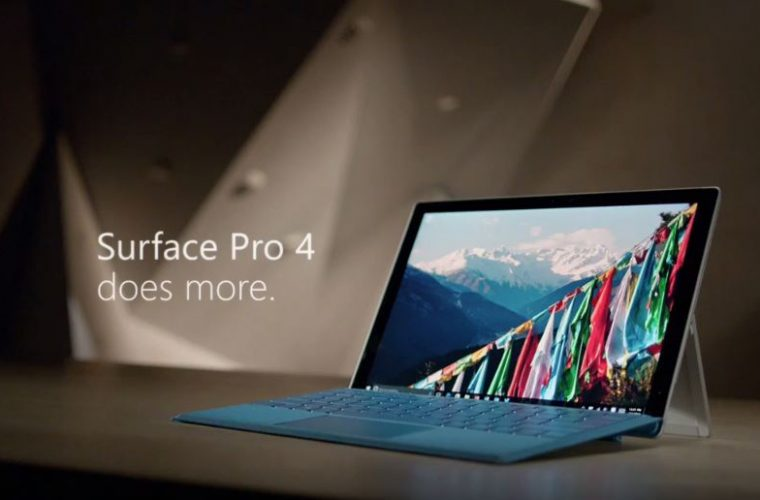 Amazon offering Surface Pro 4 with Intel Core m3, 128 GB storage for only £549.99 19