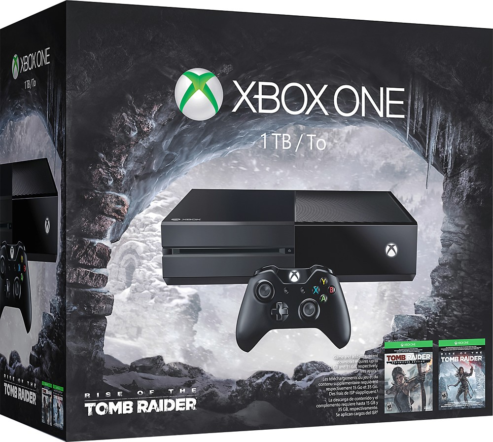 Xbox One Bundle BestBuy Deal