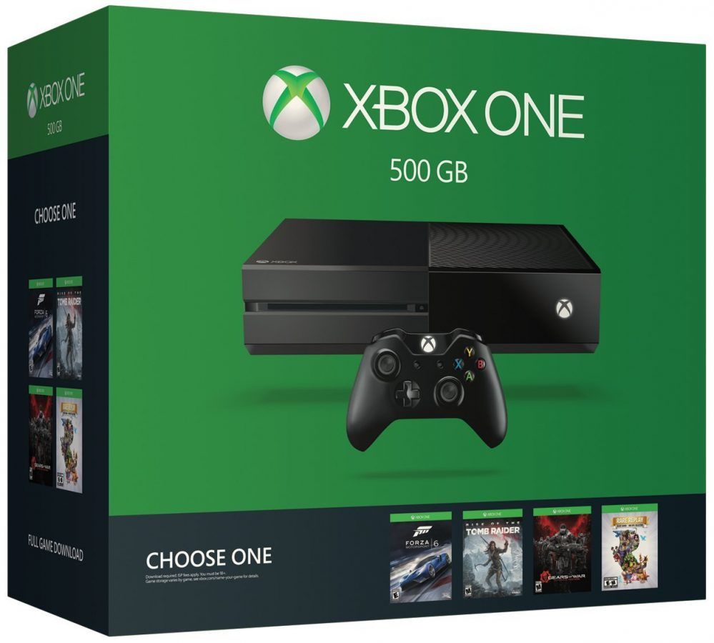 Xbox One Bundle deal