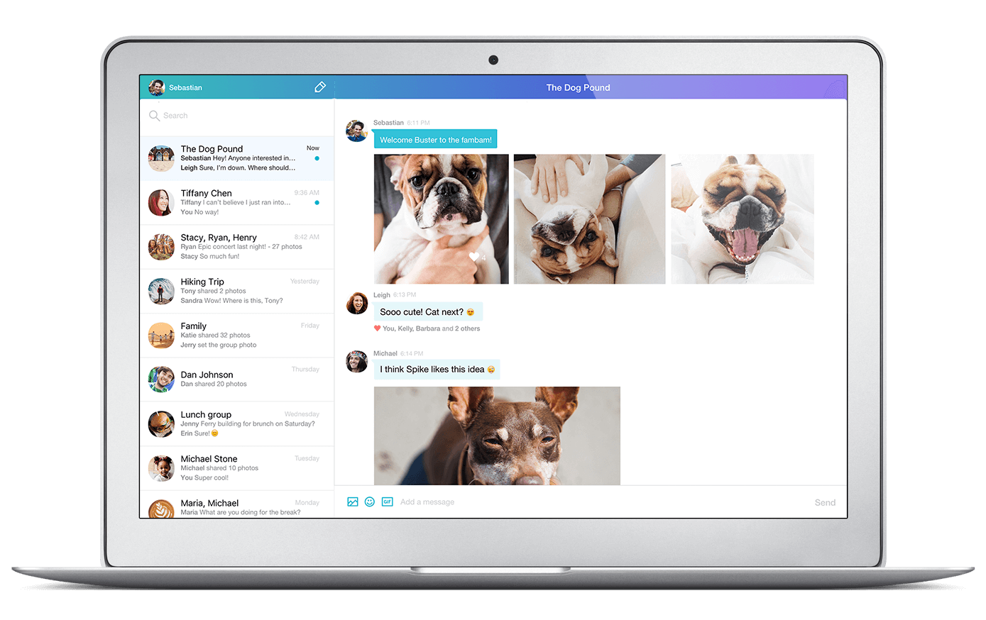 Yahoo launches its revamped Messenger app on Mac and Windows