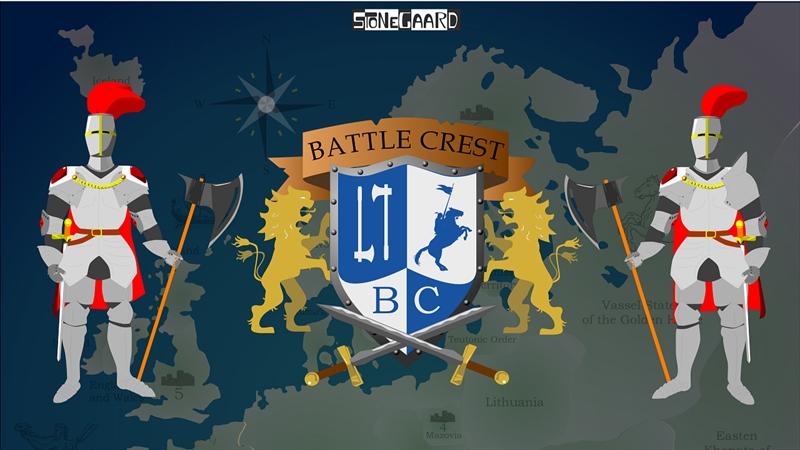 Battle Crest - Release banner