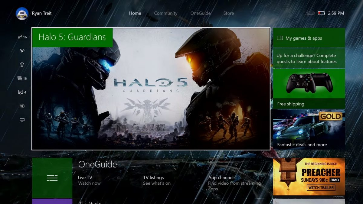 How to get a new xbox 360 update.