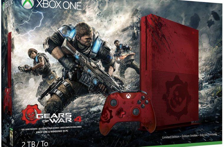 Gears of War 4 Limited Edition Bundle Walkthrough (Video) 1