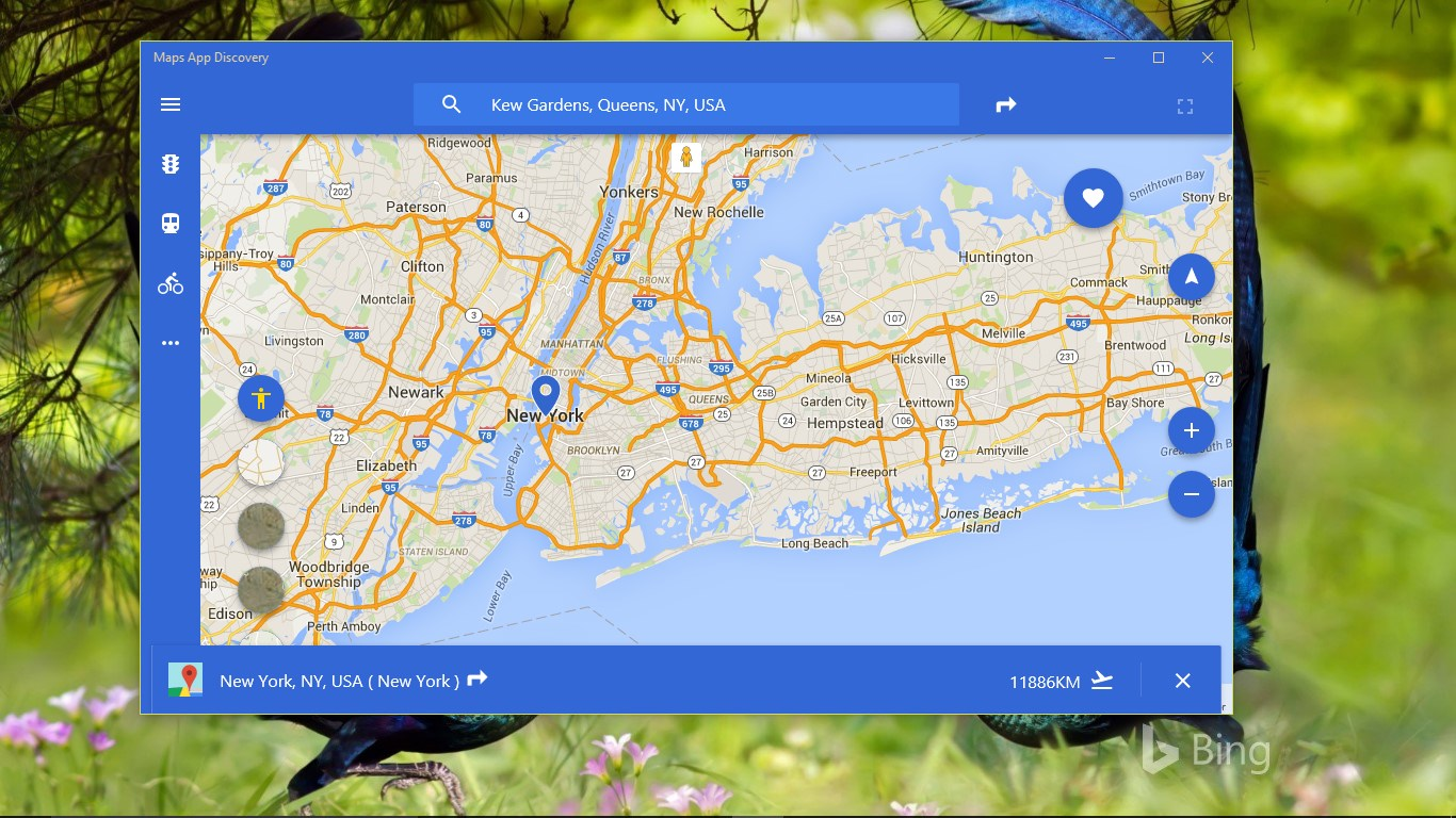 Maps App Discovery Brings Google To Windows 10