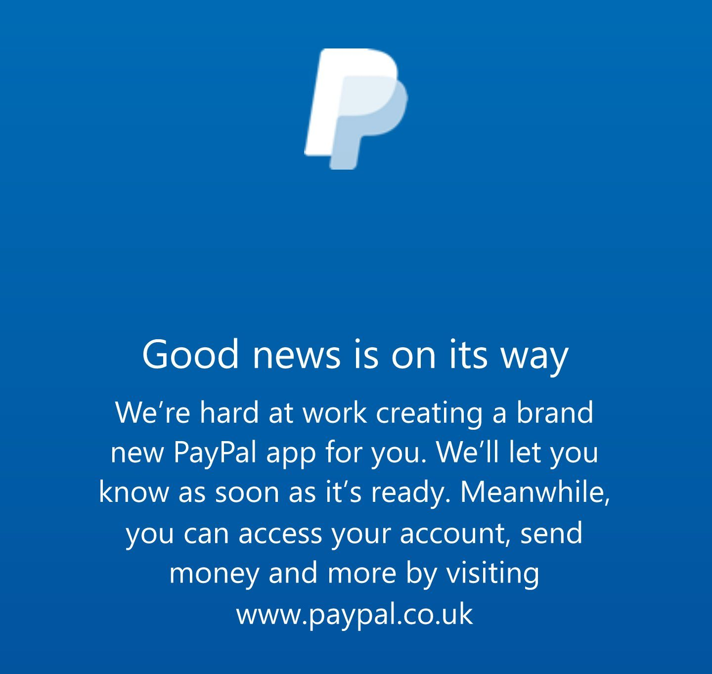 PayPal is apparently working on a new app for Windows Phone
