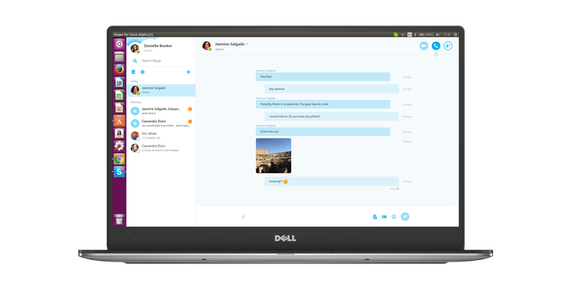 Microsoft updates Skype for Linux, brings Skype calling to Chromebooks