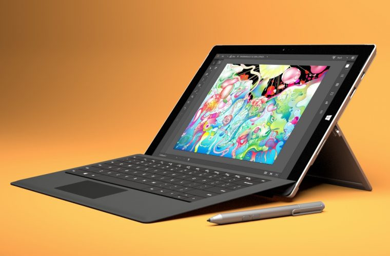 Surface 3 and Surface Pro 3 devices are now getting the July 2019 firmware update 9