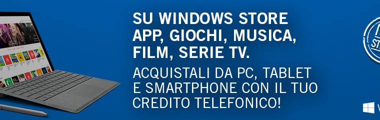 Wind in Italy will now let you pay for your PC Store purchases from your phone bill 14