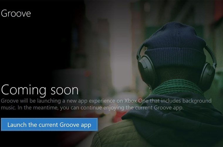 New Groove Music app with background music support on the Xbox One teased 3