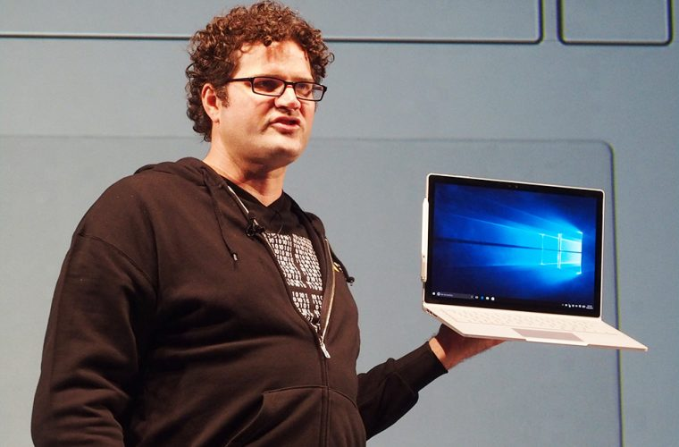 Surface VP Brian Hall leaves Microsoft for a startup 19