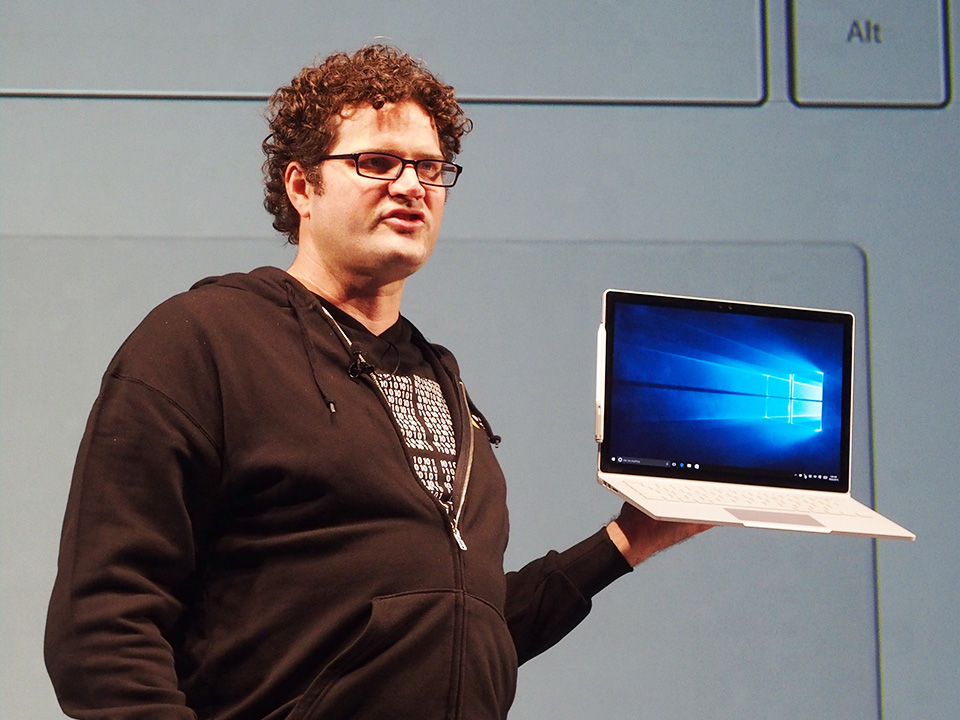 Surface VP Brian Hall leaves Microsoft for a startup 1