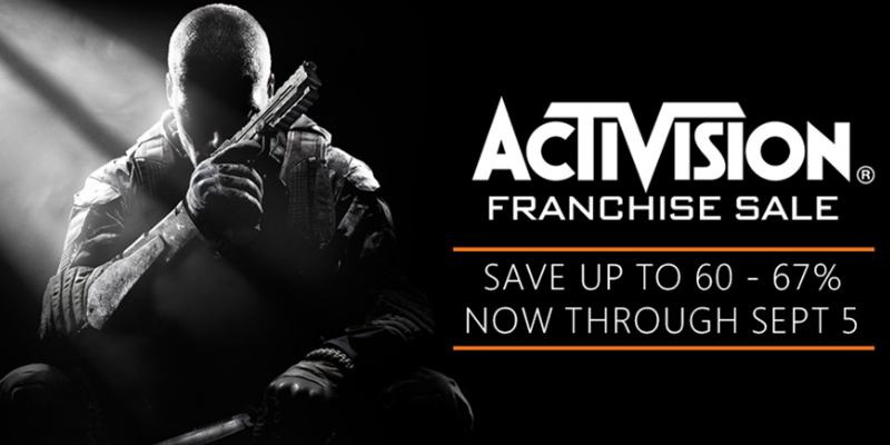 Activision Franchise Sale