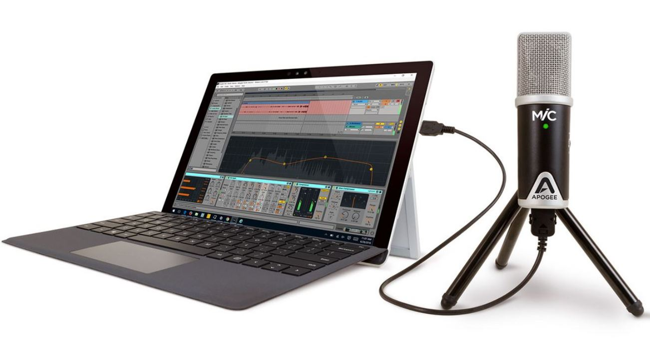 Apogee mic for windows 1