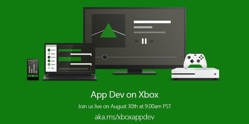 App dev on Xbox
