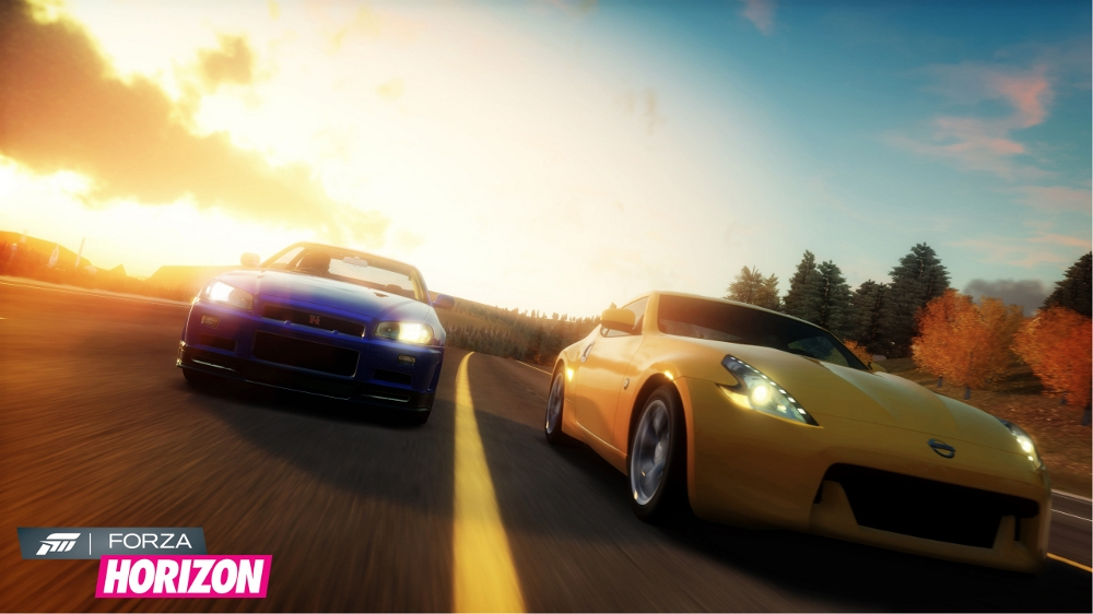 Forza Horizon Xbox One