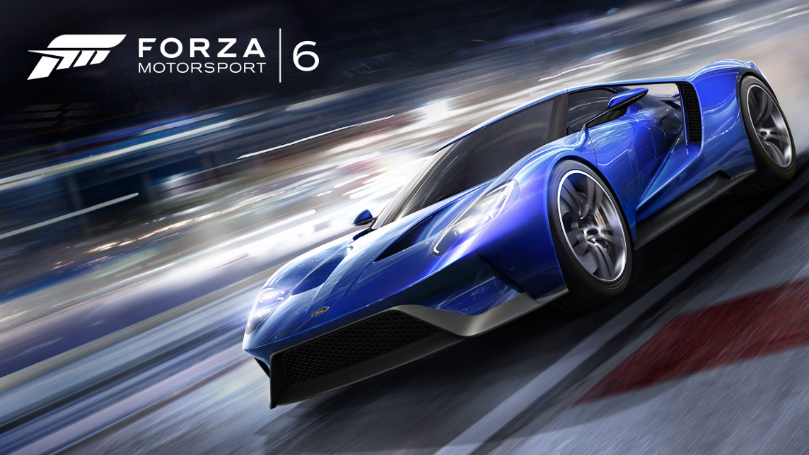 Forza Motorsport 6 Xbox Live Gold Free Weekend