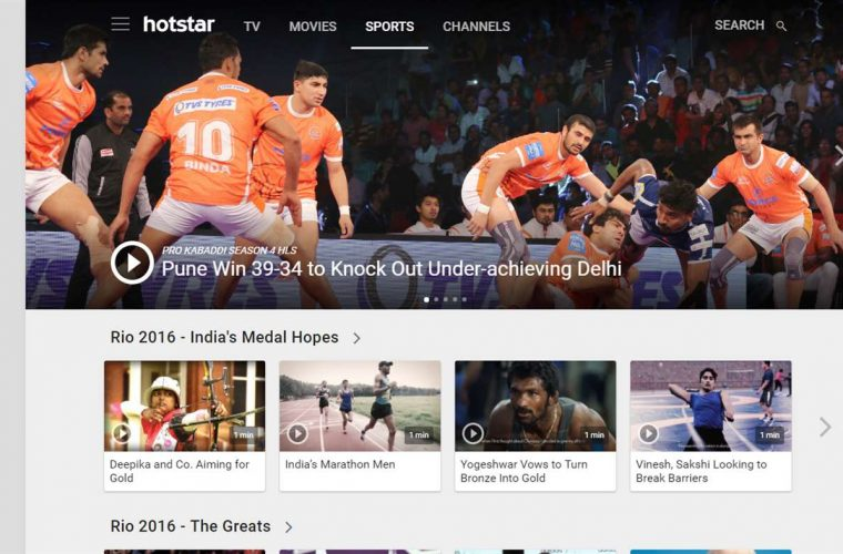 Hotstar TV app now available for Windows 10 devices 4