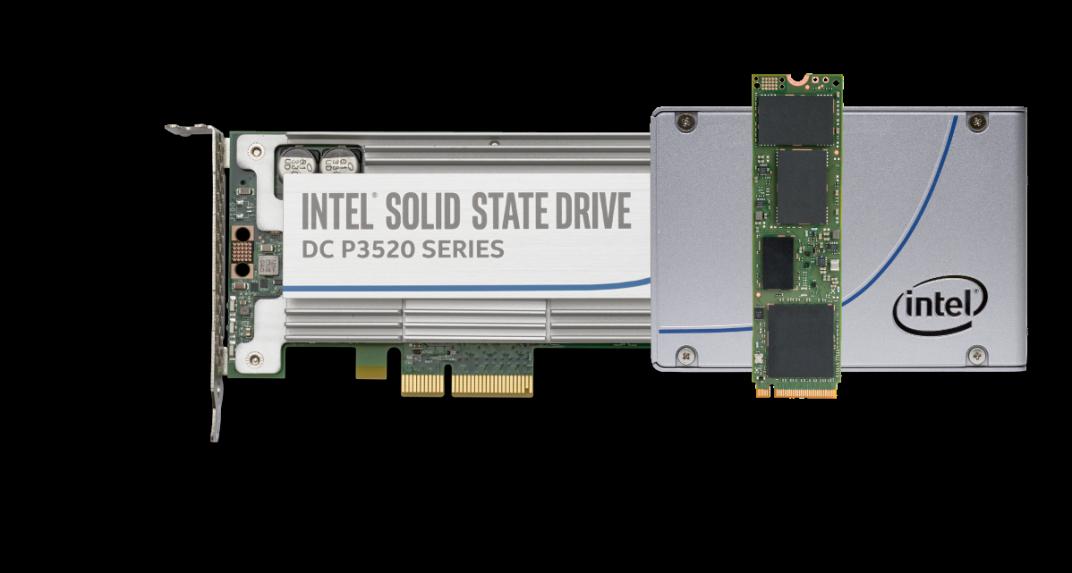 Intel 3D NAND SSDs