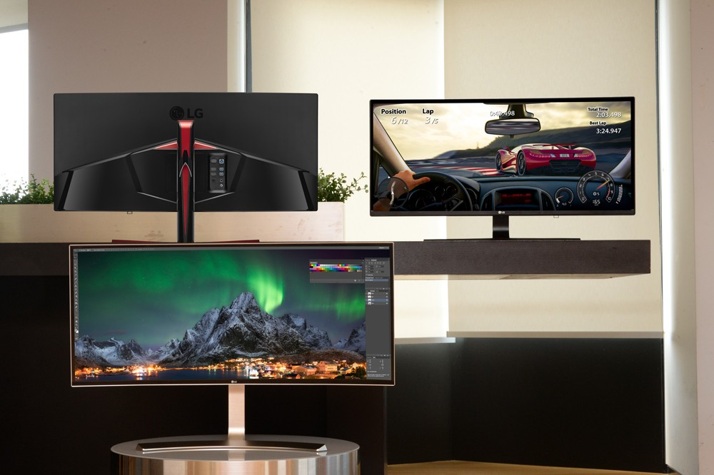LG Ultrawide Monitors