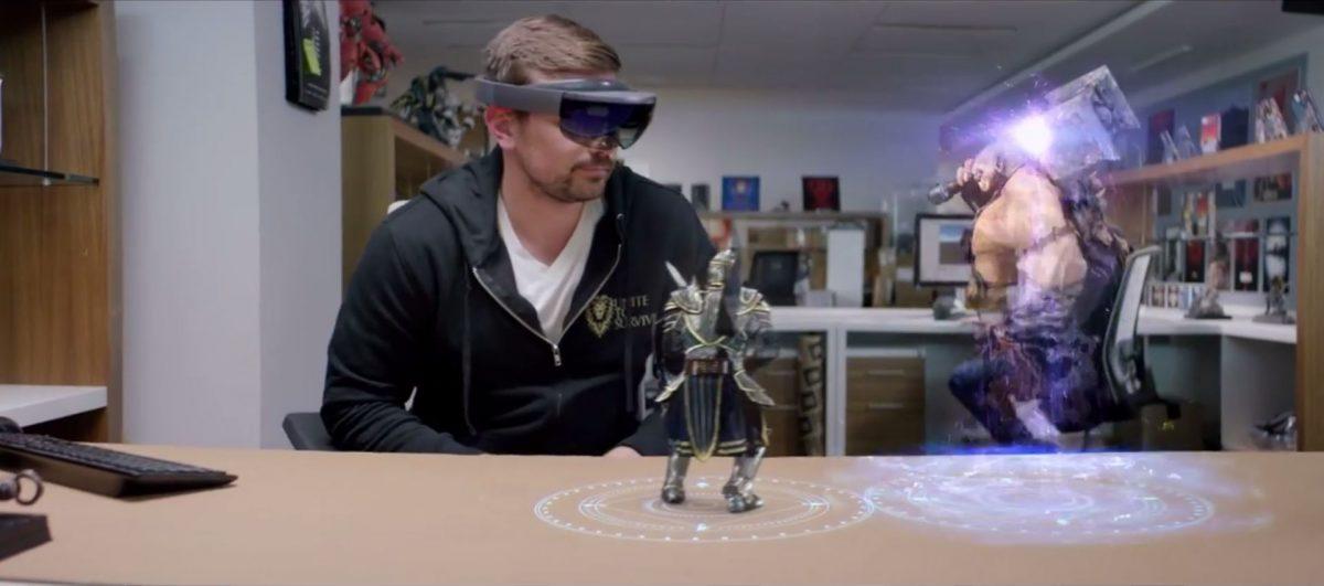 Legendary HoloLens