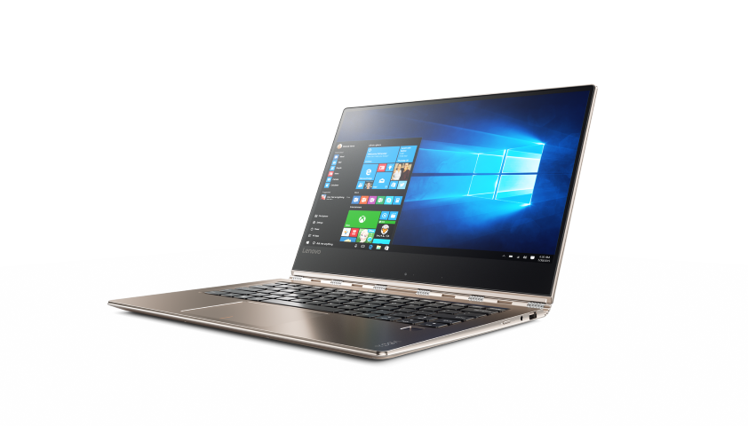 Lenovo announces Yoga 910, the world's thinnest Intel Core i convertible laptop 5