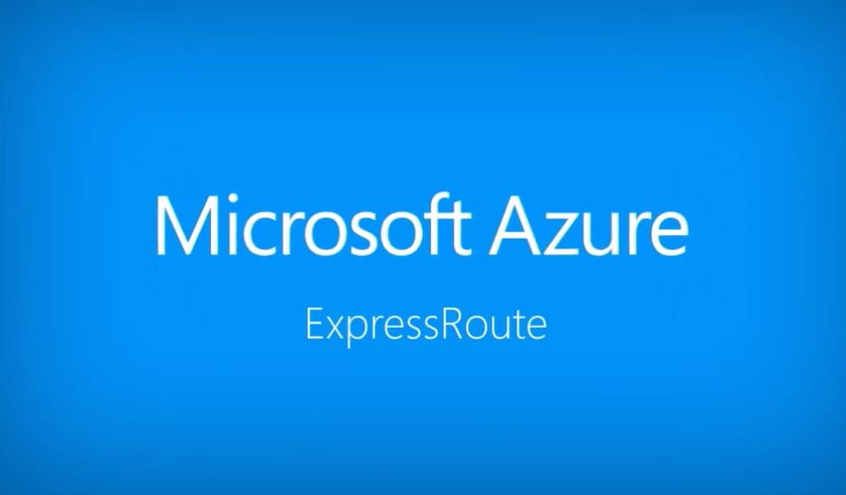 Microsoft Azure Express Route