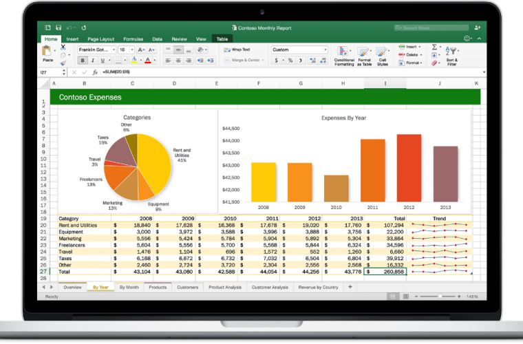 Latest Insider build of Office 2016 for Mac brings Real-time co-authoring for OneDrive files 8