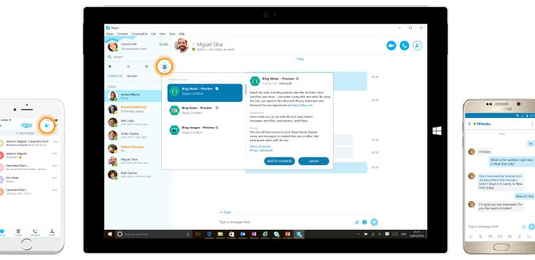 Microsoft Bot Framework supports the new v1.2 updates for Facebook Messenger bot platform 11
