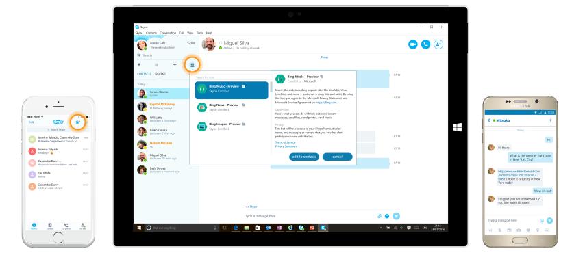 Skype Microsoft Bots (Small)