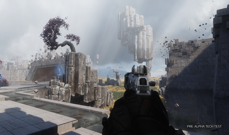 Titanfall 2 currently goes up to 6K resolution on Xbox One X 19