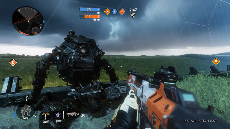 Titanfall 2 currently goes up to 6K resolution on Xbox One X 1