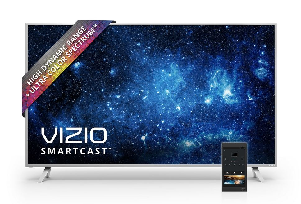 VIZIO Rolling Out Firmware Update For Its HDR TVs To Support