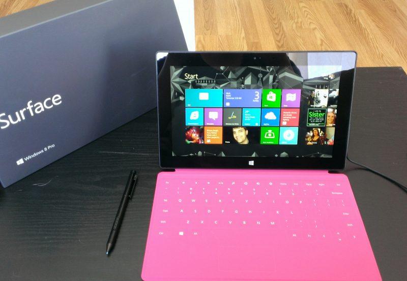 Surface Pro (1st Gen)