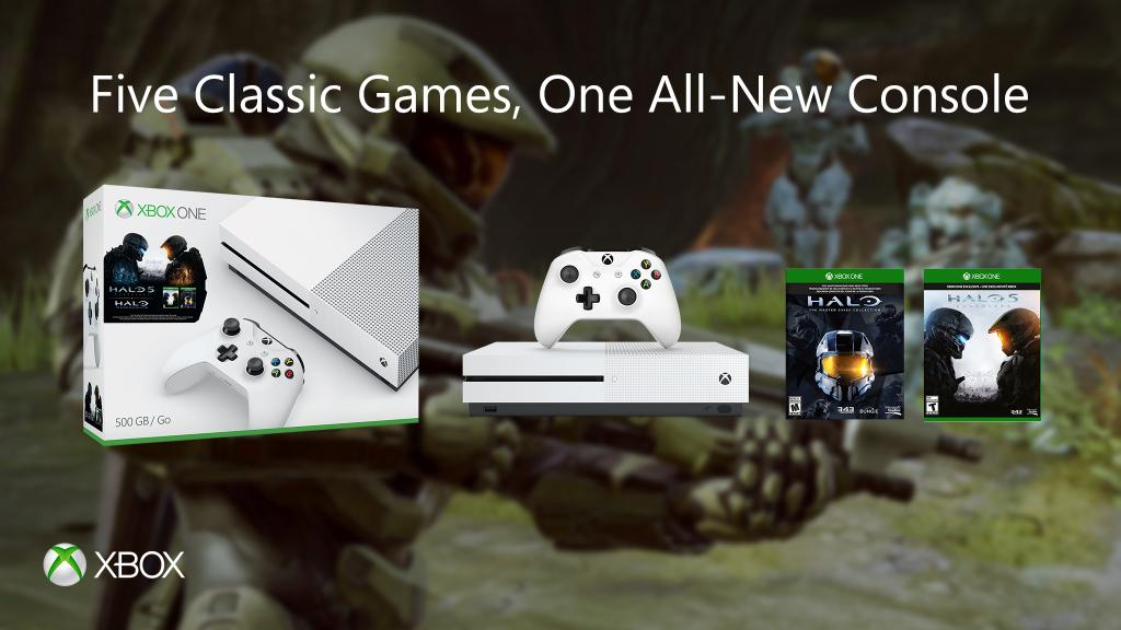 Xbox One S Holiday Season Deals Begin in Earnest