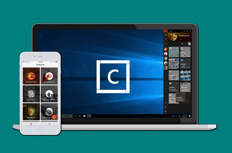 Microsoft Garage officially announces Cache, a OneClip-like service 3