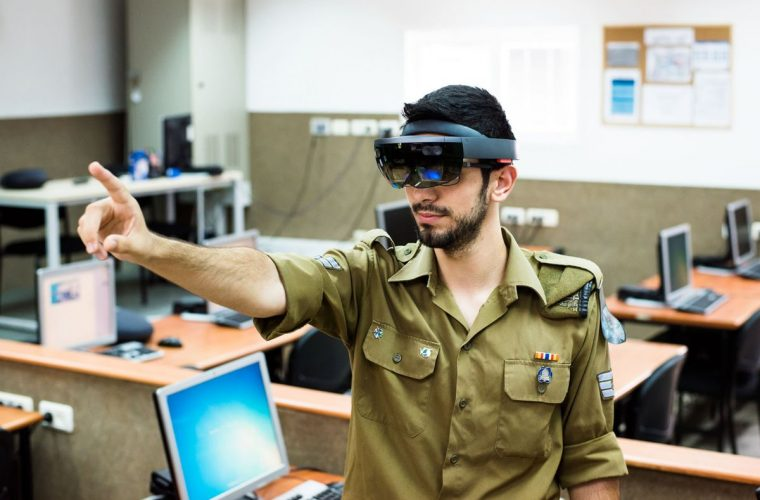 Israeli military trial HoloLens for advanced battlefield planning 6
