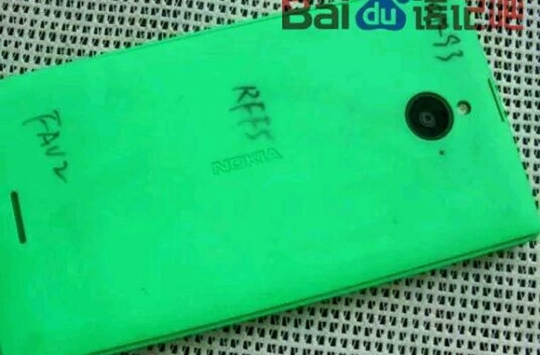 Leaked Lumia 435 prototype shows at one time Microsoft actually tried 23