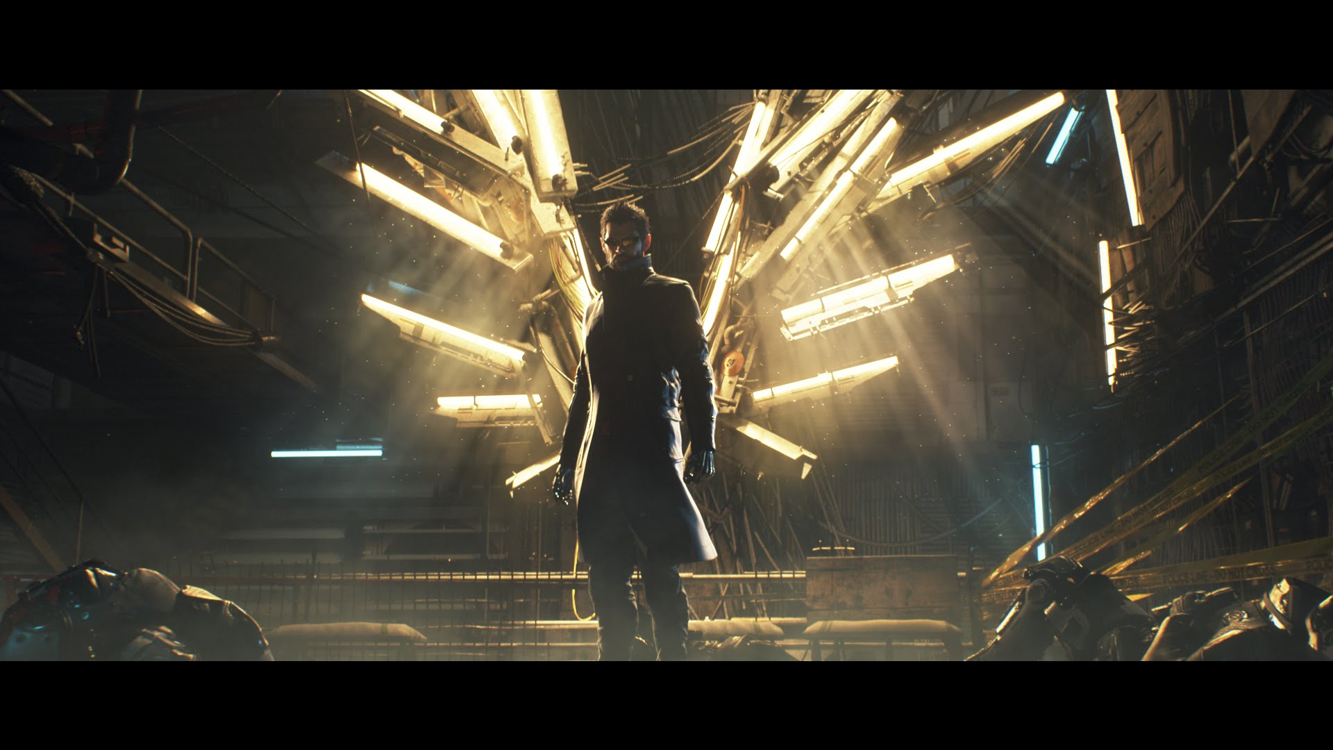 Deus Ex Mankind Divided To Be Released August 23 For Xbox One