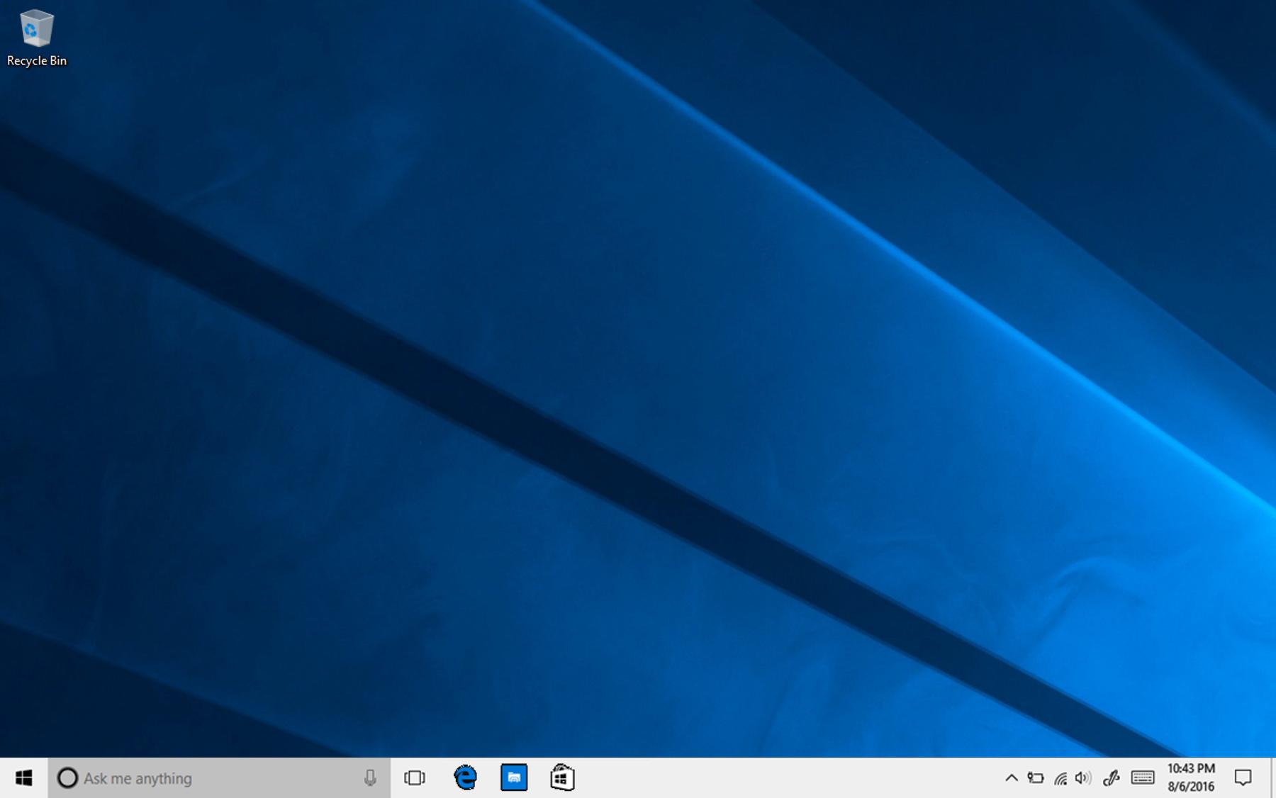Concept: Full light theme for the Windows 10 desktop