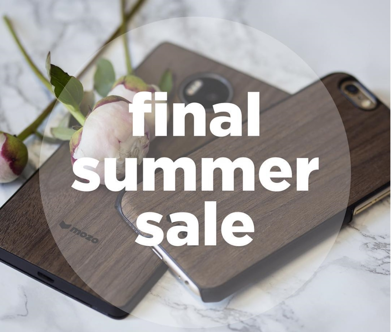 mozo summer sale