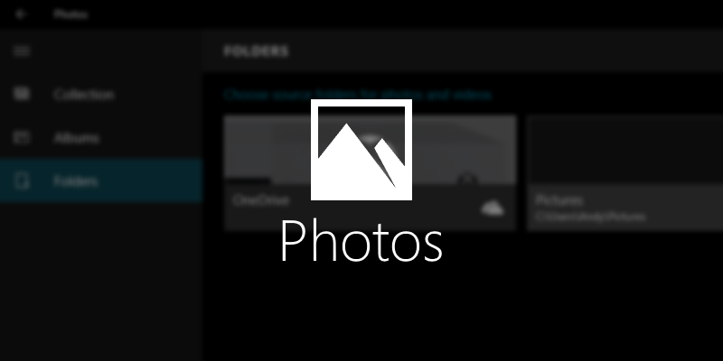 Microsoft diminishes usability of Windows 10 Mobile Photos app with new update - MSPoweruser