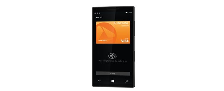 USA's 5th largest bank adds support for Contactless Payments via Microsoft Wallet 6